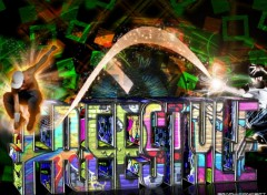 Fonds d'écran Art - Numérique freestyle