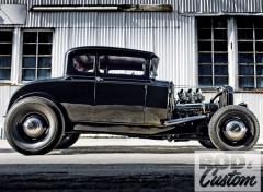 Wallpapers Cars ford model a coupe (1931)