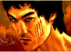 Fonds d'écran Célébrités Homme Bruce Lee