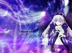 Wallpapers Manga Angel of Light, Angel of Darkness