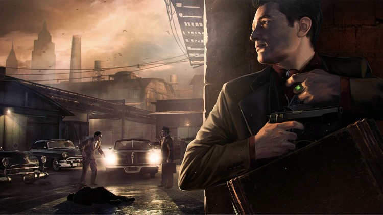 mafia wallpapers. MAFIA 2 wallpaper 1920x1080 by