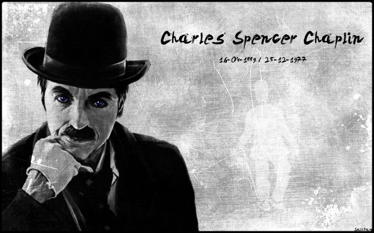 Wallpapers Celebrities Men Charlie Chaplin Charlie Chaplin
