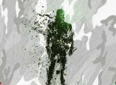 Wallpapers Video Games Naked Snake