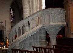 Fonds d'écran Constructions et architecture Chaire de la collegiale Notre Dame ; Montbrison ; Loire 42