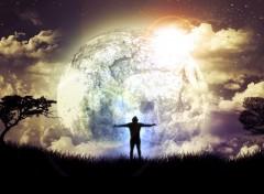 Fonds d'écran Art - Numérique Planete
