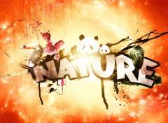 Fonds d'écran Art - Numérique Nature