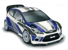 Wallpapers Cars Ford Fiesta RS WRC