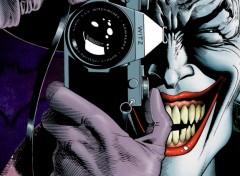 Fonds d'écran Comics et BDs  Batman joker