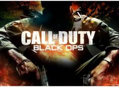 Fonds d'écran Jeux Vidéo Call of dutty black ops