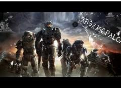 Fonds d'écran Jeux Vidéo Halo reach xbox360palgames