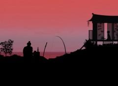 Fonds d'écran Art - Numérique way of samurai