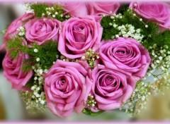 Fonds d'écran Nature bouquet de mariée