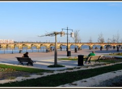 Wallpapers Trips : Europ Bordeaux (33) - Les quais