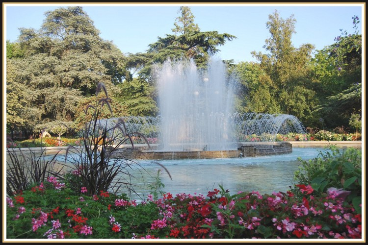Fonds d 39 cran nature fonds d 39 cran parcs jardins toulouse jardin du grand rond par for Jardin grand rond toulouse
