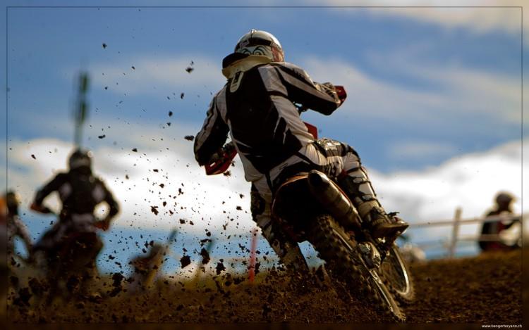 Fonds d'écran Motos Motocross Motocross