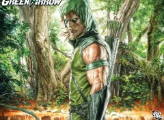 Fonds d'écran Comics et BDs green arrow
