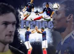 Fonds d'écran Sports - Loisirs France 2010