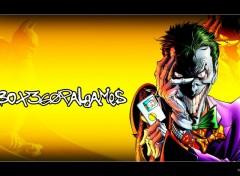 Fonds d'écran Comics et BDs Joker