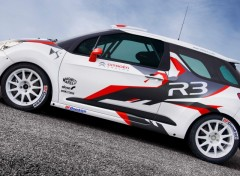 Wallpapers Cars Citroen DS3 WRC