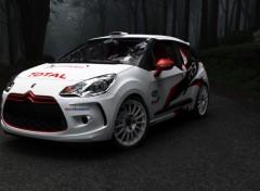Fonds d'écran Voitures Citroen DS3 WRC
