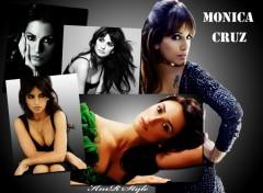 Fonds d'écran Célébrités Femme Monica Cruz