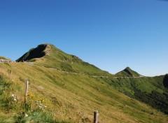 Fonds d'écran Nature Puy-Mary ; Cantal 15