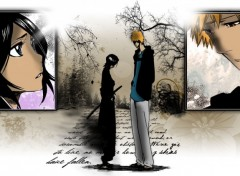 Wallpapers Manga Bleach - Far away