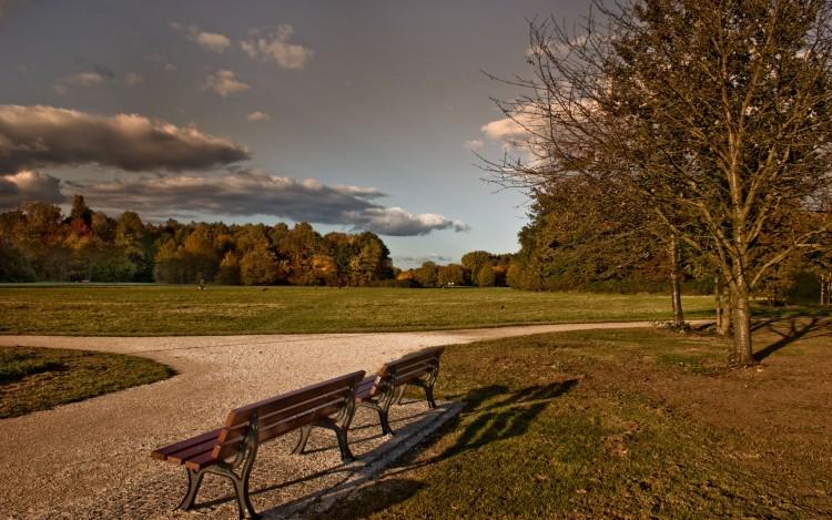 Fonds d'écran Nature Saisons - Automne Nida park