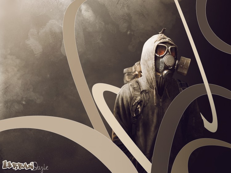 Wallpapers Video Games Stalker Urban Style