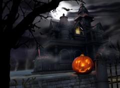 Wallpapers Digital Art Halloween