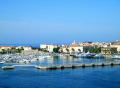 Wallpapers Trips : Europ port d' Ajaccio