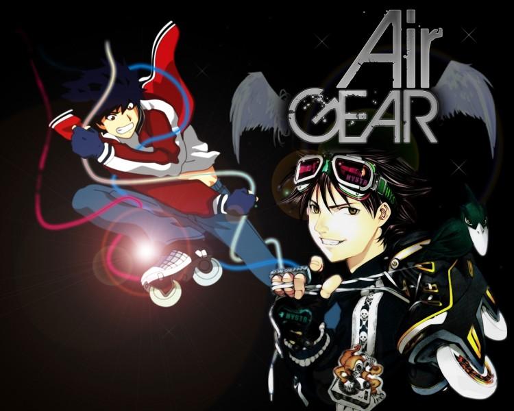 Fonds d'écran Manga Air Gear Air gear