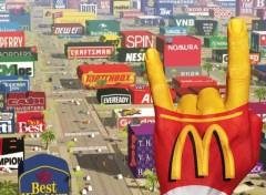 Wallpapers Brands - Advertising Logorama 1