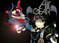 Fonds d'écran Manga Air gear