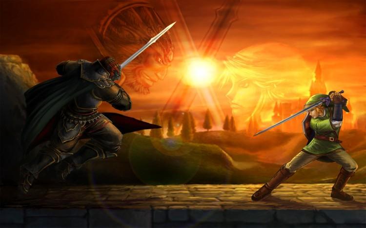 Wallpapers Video Games Zelda Link