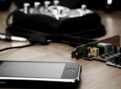 Fonds d'écran Musique iConnect