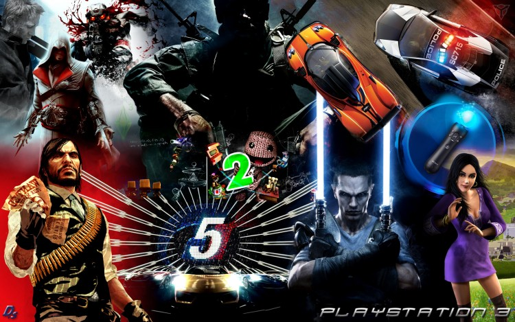 Wallpapers Video Games Playstation 3 Game Play 2011