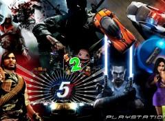 Fonds d'écran Jeux Vidéo Game Play 2011