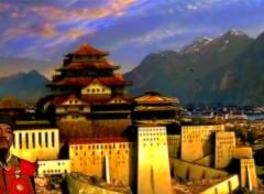Wallpapers TV Soaps Grand Maître Goa'uld Yu-huang Shang Ti