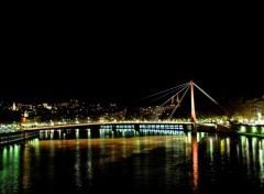 Fonds d'écran Voyages : Europe Lyon By Night
