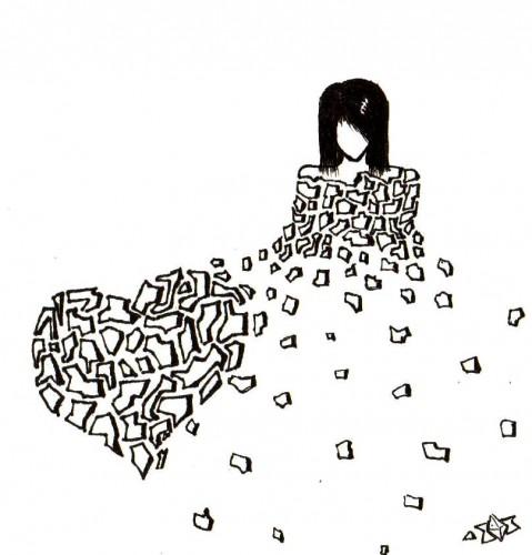 Wallpapers Art - Pencil Love - Friendship Mosaïque