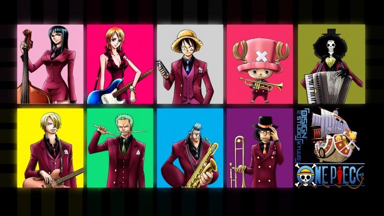 Fonds d'écran Manga One Piece one piece!!