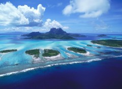Fonds d'écran Nature Les îles