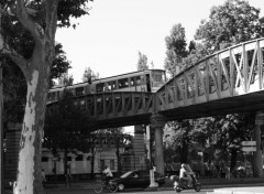 Fonds d'écran Transports divers metro