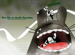 Fonds d'�cran Dessins Anim�s the life or death paradox