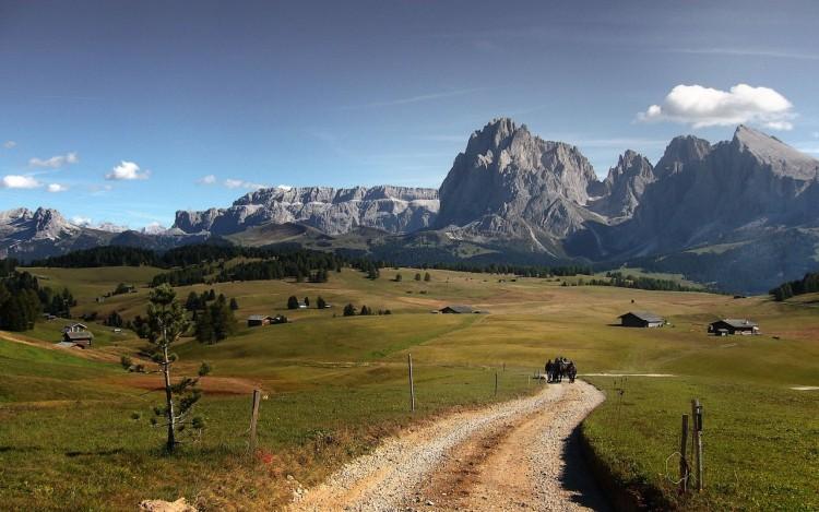 Fonds d'écran Nature Campagne Landschaft