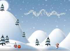 Fonds d'écran Art - Numérique Merry christmas