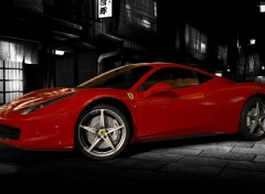 Wallpapers Video Games Ferrari