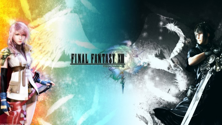 Wallpapers Video Games Final Fantasy XIII Light or  night Final Fantasy XIII