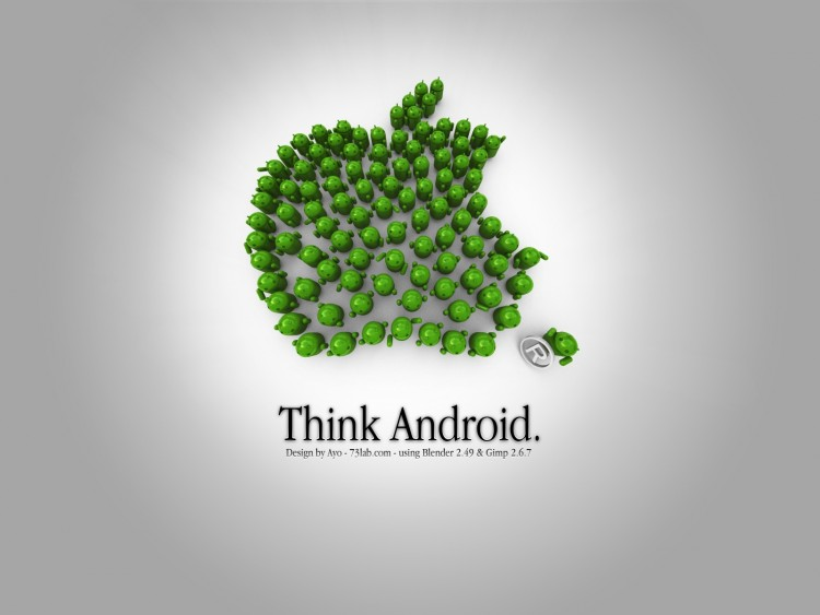 Wallpapers Computers Android Think Android !